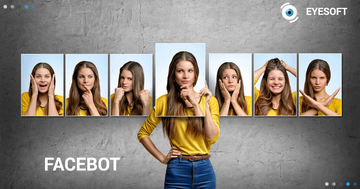 Intelligenza artificiale emozioni: Facebot